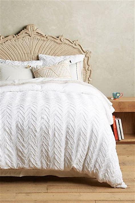 white textured bedding 17 best ideas about white duvet on pinterest white duvet