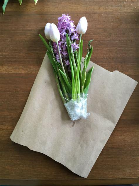White Square Vase Diy Mini Flower Bouquets Sahl Amp White
