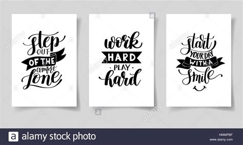 quotes inscriptions black  white stock  images