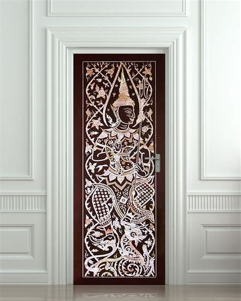 glass door stickers in india wall door sticker india tradition national decole