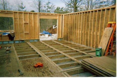 wood basement foundation walls services
