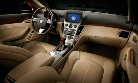 Cadillac Cts Interior by 2012 Cadillac Cts Coupe Interior Pictures Cargurus