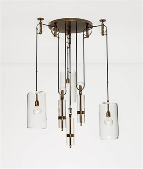Counterweight Chandelier Counterweight Chandelier Inspired By Galileo S Studies Digsdigs