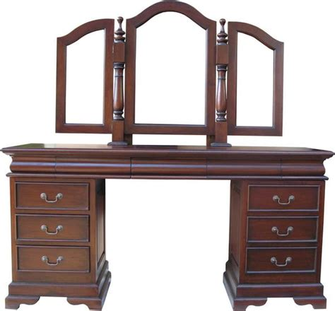 Dressing Drawer lock stock and barrel dressing tables