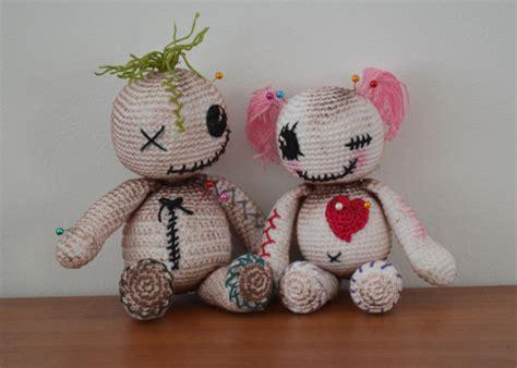 pattern amigurumi cute cute voodoo crochet amigurumi knitting bee