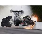 NHRA Driver Larry Dixon Walks Away From Horrifying Crash