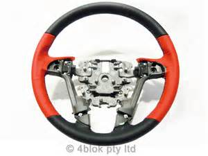 Aftermarket Leather Steering Wheels Commodore Ve Steering Wheel Custom Italian Leather