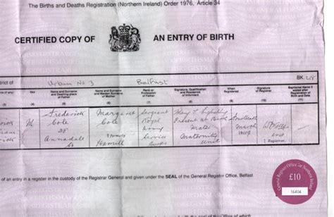 full birth certificate belfast first annual lakeside triathlon for ballyshannon donegal