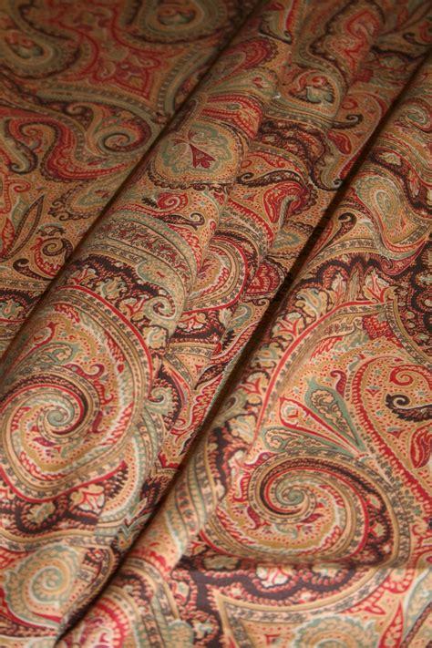 ralph lauren home decor fabric ralph lauren design hera paisley chagne home decorating