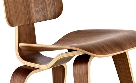 Eames® Molded Plywood Dining Chair Dcw   hivemodern.com