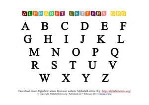 alphabet letters printable a z alphabet letters org