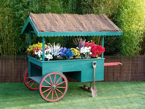 Palmbrokers Catalogue Artificial Flowers For Hire Garden Flower Cart