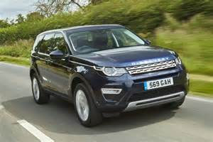 review land rover discovery sport 2016