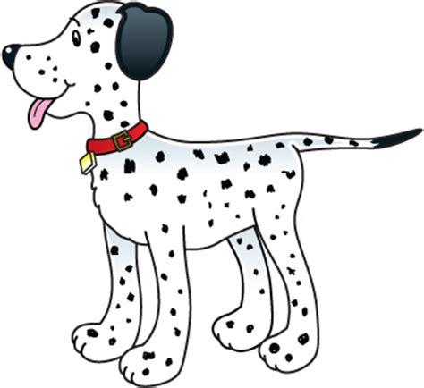 clipart cani dalmatian clipart