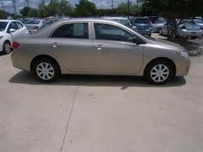 Used Toyota By Owner Toyota Corolla 2010 For Sale By Owner In Elm Tx