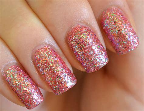 Nails Glitter acrylic nail nailkart