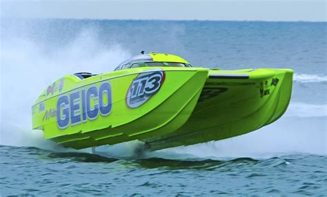 offshore racing boats speed miss geico boats miss geico racing