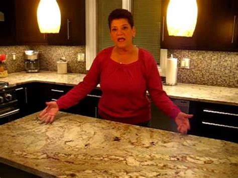 How To Make A Backsplash In Your Kitchen Joan Talks About Typhoon Bordeaux Granite From Millenium