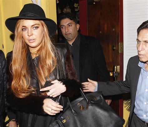 Passengers On Lindsay Lohans Ride Lawyer Up by Lindsay Lohan Out For Dinner With Lawyer Heller