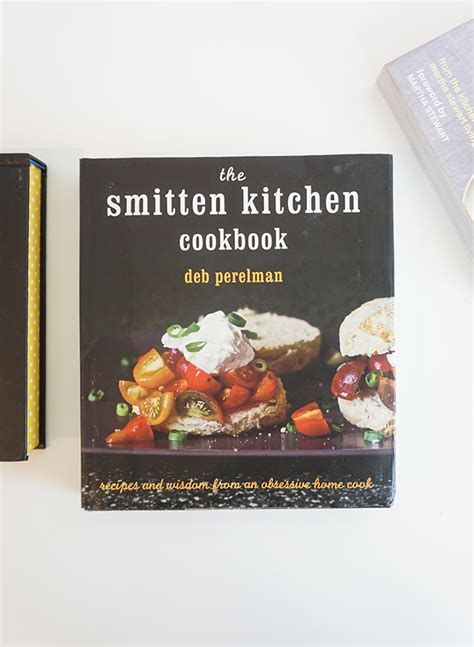 Smitten Kitchen Cookbook by The Cookbooks We Use Regularly Inspired By This