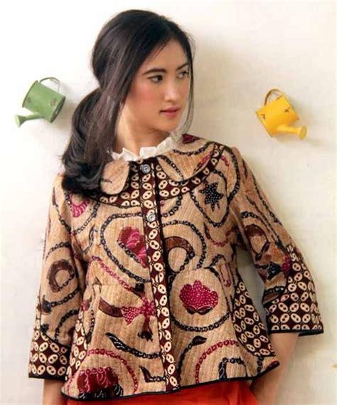 Blouse Cantik Untuk Wanita Mbm 05 model blouse kerja wanita sleeved blouse