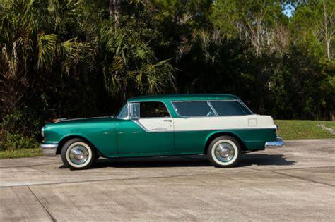 1955 Pontiac Safari by 1955 Pontiac Safari Wagon