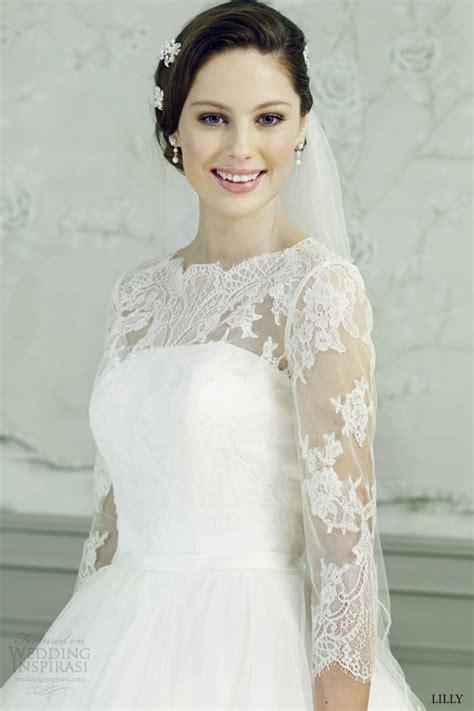 wedding dress lace top wedding dress with lace top and sleeves wedding dresses