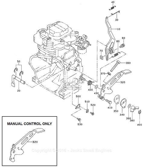 Robin Subaru Eh34 Parts Diagram For Governor
