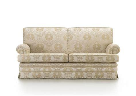 divano liberty outlet divano con tessuto damascato berto shop