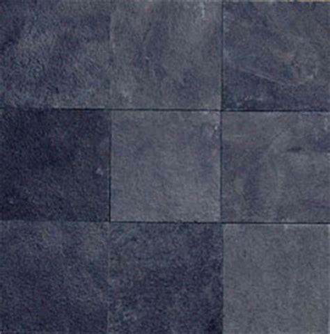 Black Blizzard Slate 4x4 Tile