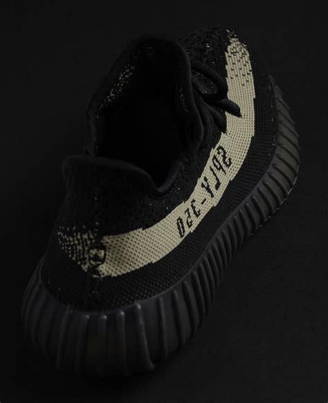 adidas yeezy boost   black green  release date