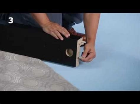 ikea malm bed frame instructions malm bed frame assembly instructions video ikea youtube gentlemint