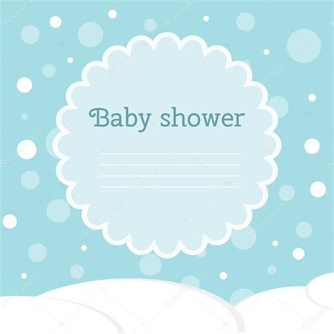 Text For Baby Shower Card by Baby Shower Card Winter Baby Card Arrival Card With