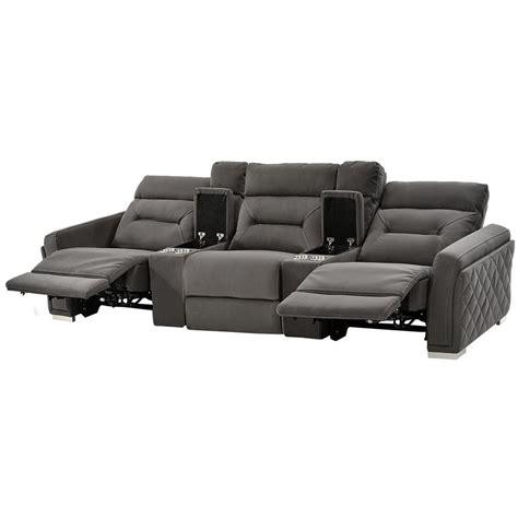 kim gray home theater seating el dorado furniture