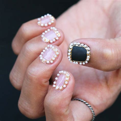 nail design frame shine bright like a diamond with our ideas of luxury nails
