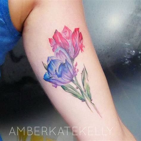 30 beautiful flower tattoo designs listing more