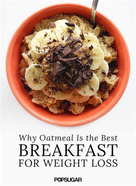 a weight loss breakfast why oatmeal is the best breakfast for weight loss