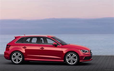 Audi A3 Sport Back by Audi A3 Sportback S Line 2013 Widescreen Exotic Car