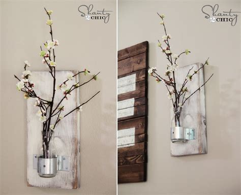 Home Decorations Idea by Homemade Wall Decor Ideas Modern Magazin