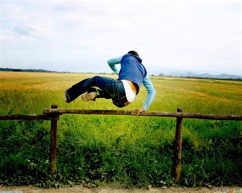 jumping fence jump the fence wallpaper 5821 open walls