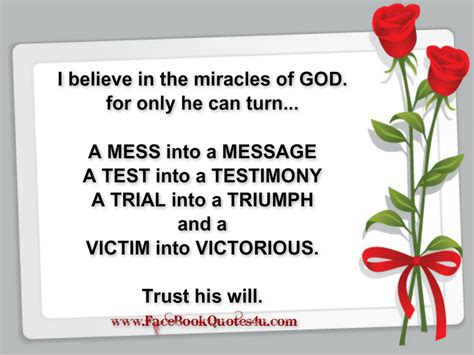miracles in the mess affirming god s daily books believe in miracles quotes