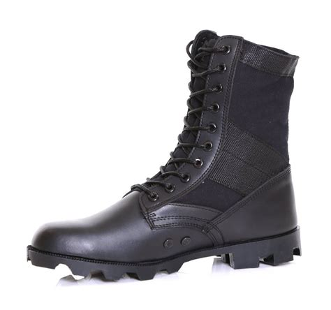mens leather combat boots mens leather army combat assault security