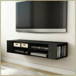 tv wall mounted shelves tv shelf wall mount home design ideas