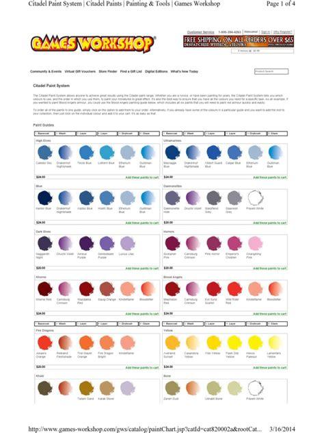 workshop citadel paint system new workshop colors blue paint