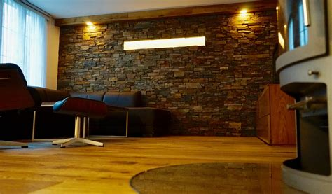 wohnzimmer nische wohnzimmer vorwand mit deko nische