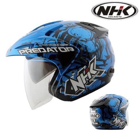 Busa Helm Nhk Predator By Dennyta helm nhk predator 2v predator pabrikhelm jual helm murah