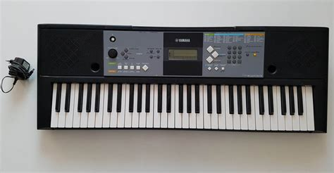 Second Keyboard Yamaha Psr E233 yamaha psr e233 keyboard catawiki