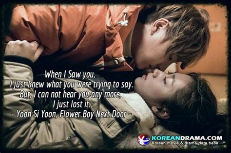 film drama korea flower boy next door 72 best yoon si yoon images on pinterest yoon shi yoon