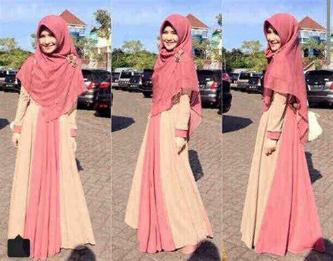 Kerudung Printed Segi Empat Bahan Voal Dari Bee Me baju gamis soleha y827 busui koleksi busana muslim terbaru