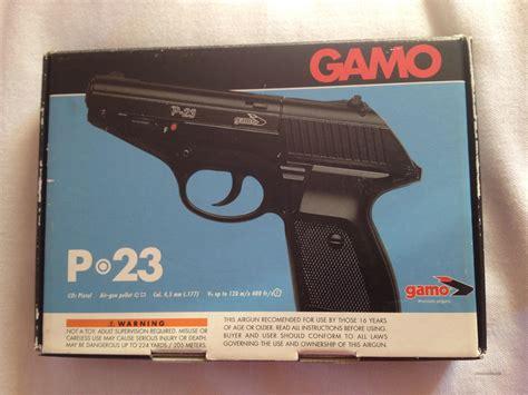 Gamo P23 177 Bb gamo p23 air pistol